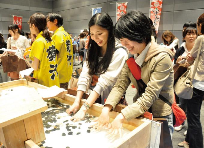 女子旅EXPO国内ブース