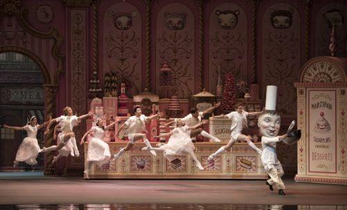 s_1. Hong Kong Arts Festival 2018_American Ballet Theatre_Whipped Cream ・ゑスゥ Gene Schiavone