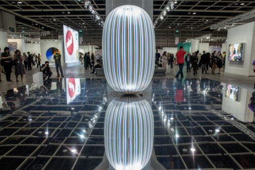 s_4. Art Basel in Hong Kong 2017_Kukje Gallery Tina Kim Gallery_Kimsooja ツゥ Art Basel