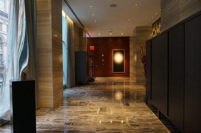 アメリカのホテル
