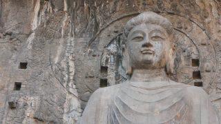 龍門石窟(世界遺産)【洛陽・中国】中国三大石窟の一つに行ってみた。入場料、行き方など。