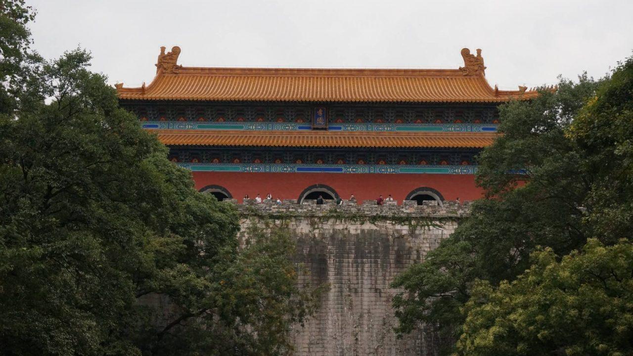 明孝陵(世界遺産)【南京・中国】洪武帝の墓。孫権の墓も。